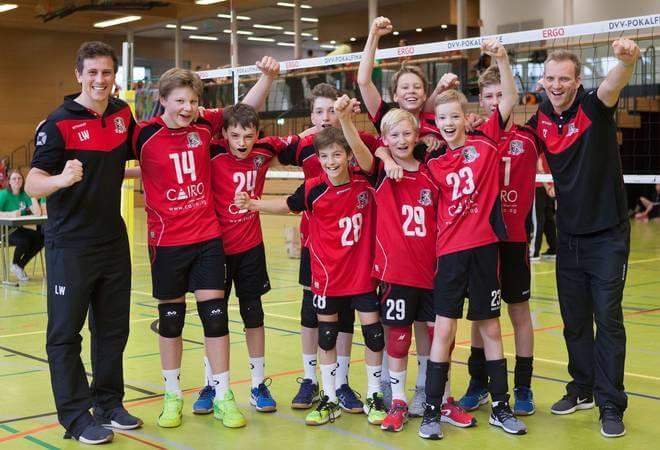 Volleyball: U14 holt Bronze bei den deutschen Meisterschaften!