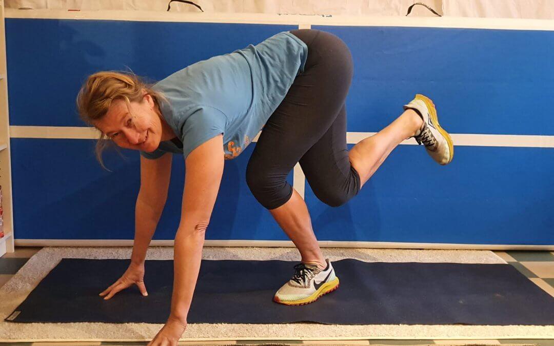 Zoom-Training Leichtathletik