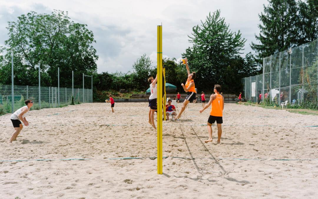 Beach-Volleyballer wieder erfolgreich