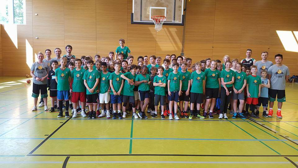 Basketball Ostercamp 2020 abgesagt!