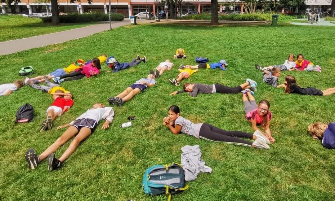 Kindersportschule macht Sommerpause bis zum 12.9.