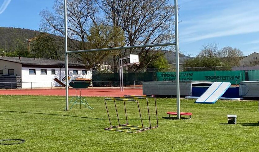 Neue Freiheiten für Sport auf dem HTV-Platz, Stand 7.6.