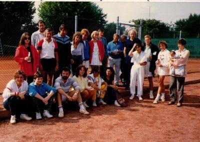 Mixedturnier 1986