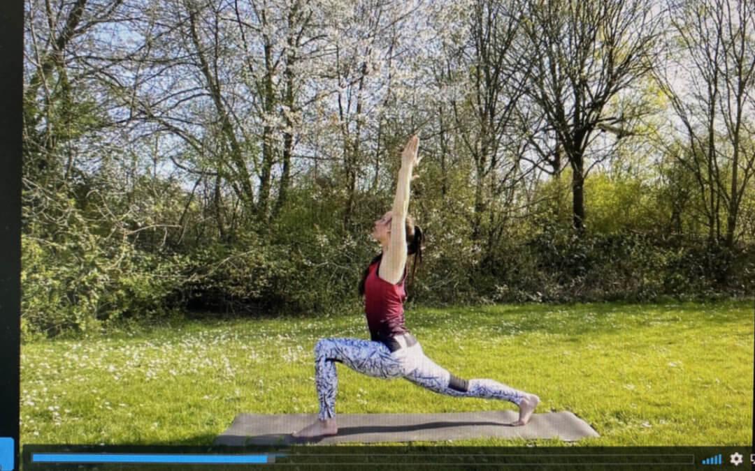 Fitness@Home: Video-Kurse zum Mitmachen