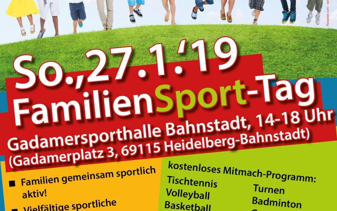 FamilienSport-Tag