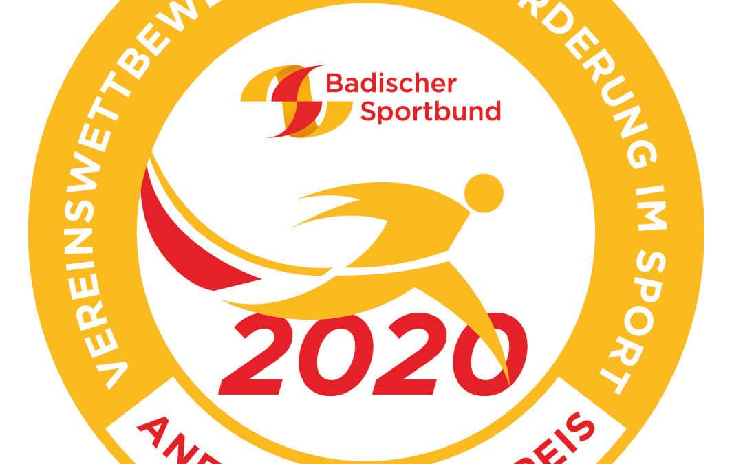 """HTV Volleyball Preisträger des Vereinswettbewerbs """"Talentförderung im Sport"""""""